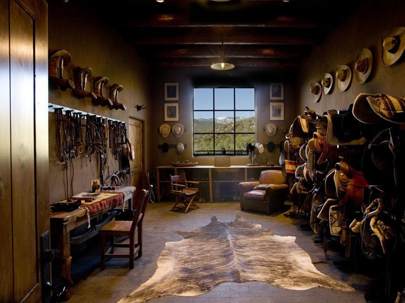 Equestrian Envy: 10 Tack Rooms That Will Make You Swoon