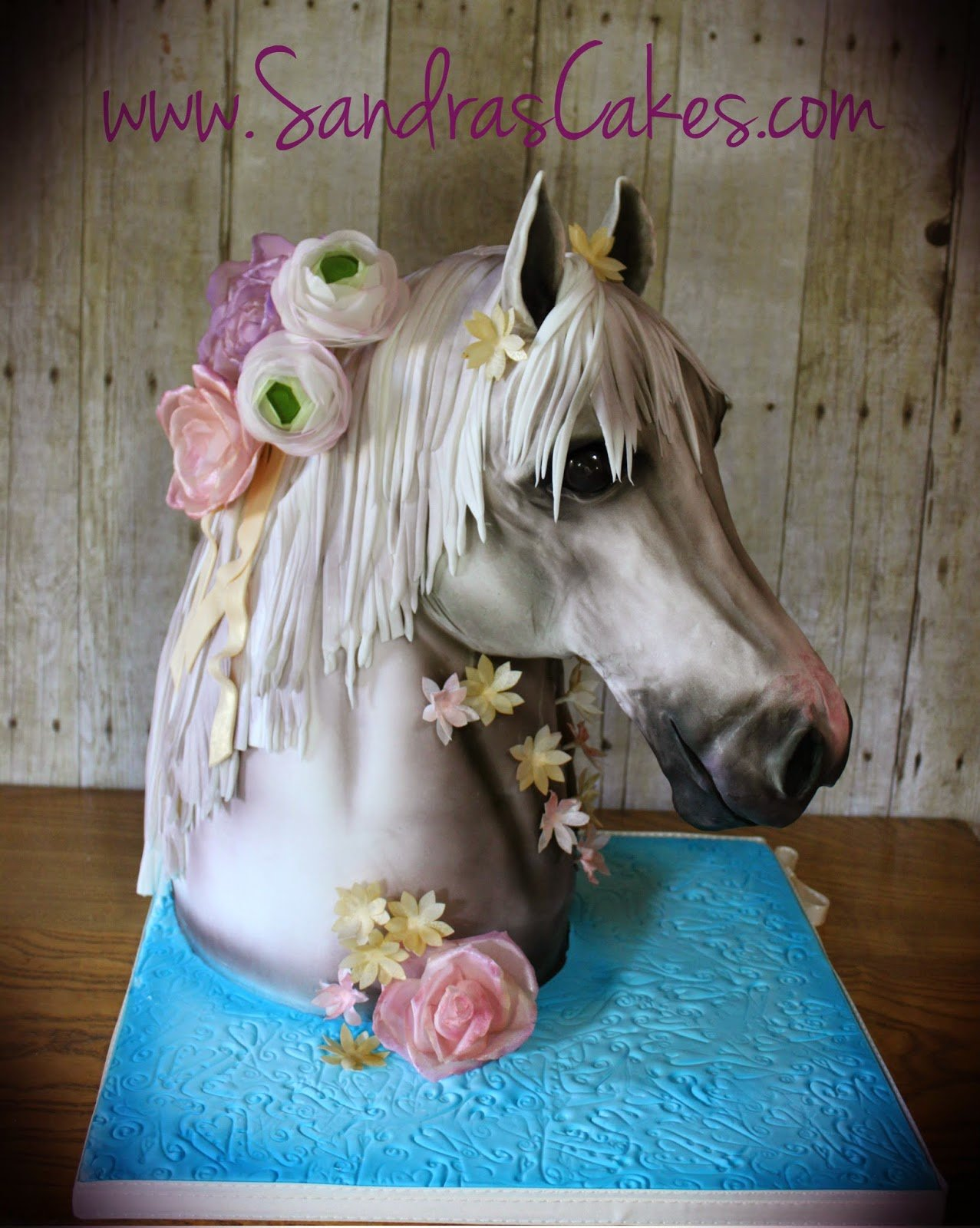 12 Amazing Horse Themed Cakes Fit For A True Country Affair