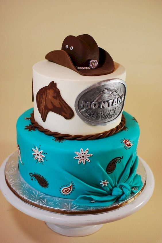 12 Amazing HorseThemed Cakes Fit for a True Country Affair