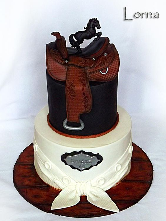 Amazing HorseThemed Cakes Fit For A True Country Affair - Horse themed birthday cakes
