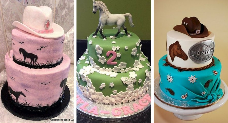 12 Amazing Horse-Themed Cakes Fit for a True Country Affair