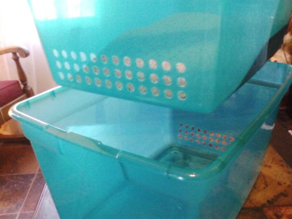 DIY Sifting Litter Box. Pinterest & Smart DIY Options for a Cleaner Litter Box Aboutintivar.Com