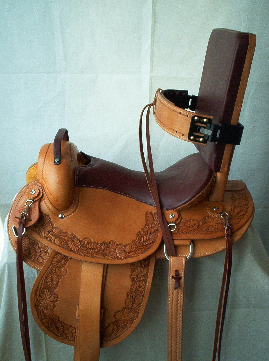 How To Craft Saddle In