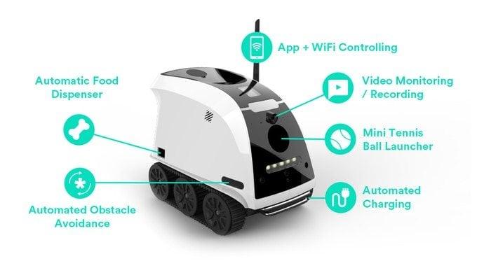 robot nanny